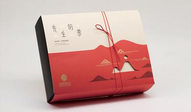 觅鹿-茶叶礼盒